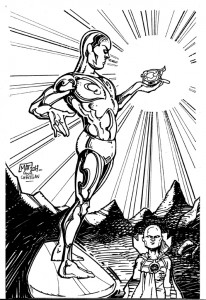silver surfer72